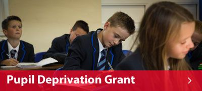 Pupil Deprivation Grant - Click here