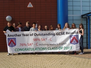 4th Highest Achieving School in Wales!!!