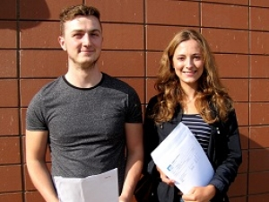 Excellent A Level Results