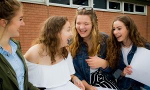Record Highest Grades at GCSE