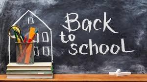 Return to school March 2021