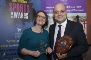 The Maelor School wins Secondary School of the Year