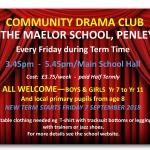 Community Drama Club