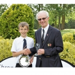 Golf Champion - Harri Matthews